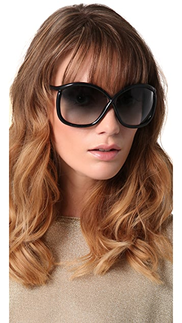 Tom Ford Eyewear Charlie Sunglasses