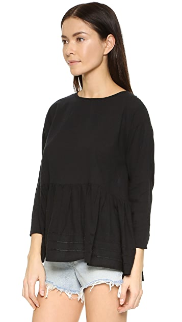 THE GREAT. The Wanderer Top