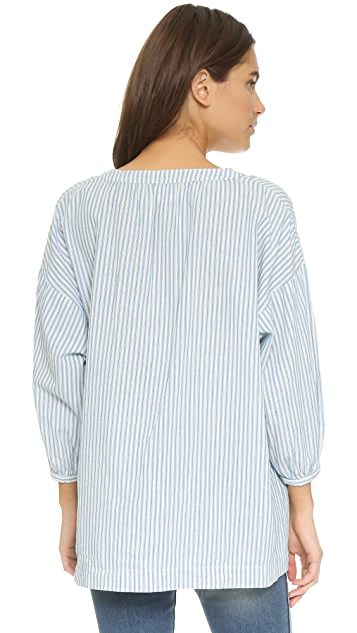 THE GREAT. The Easy Tunic