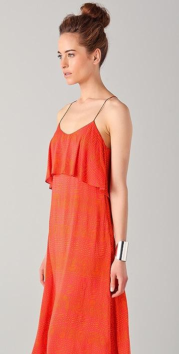 Thakoon Addition Layered Slip Dress