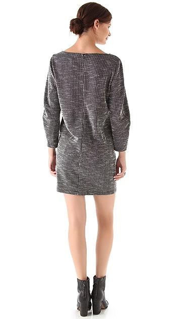 Thakoon Addition Ponti Seamed Dress