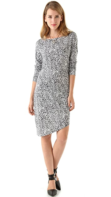 Thakoon Addition Carbon Copy Dress