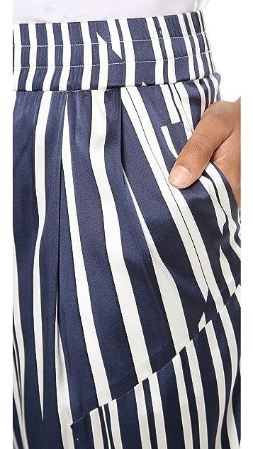 Thakoon Addition Knee Length Shorts