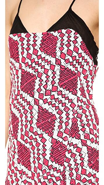 Thakoon Addition Flared Cami Dress