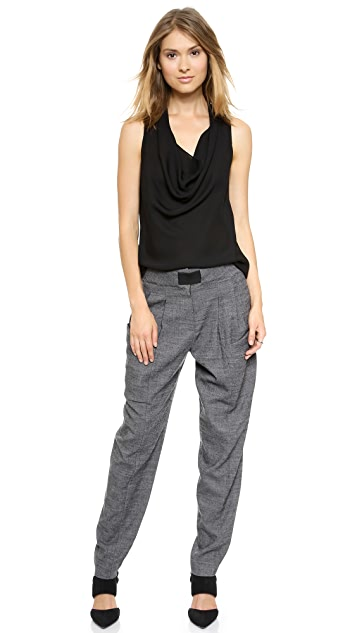 Thakoon Addition Pleated Trouser