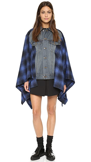 Thakoon Addition Vested Cape