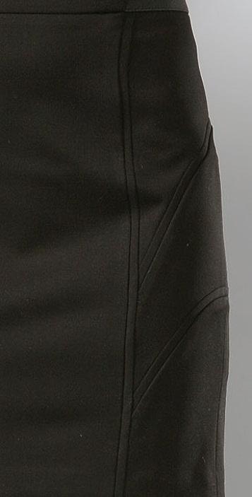 Thakoon Contour Seam Pencil Skirt