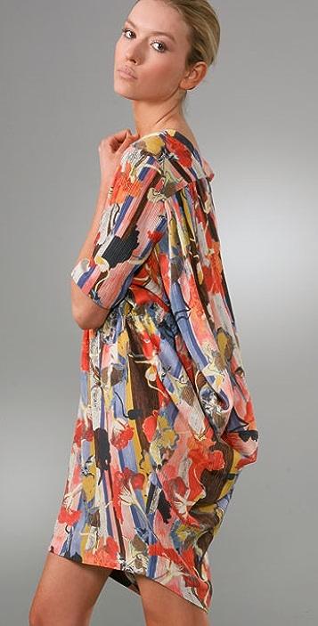 Thakoon Gathered Dress