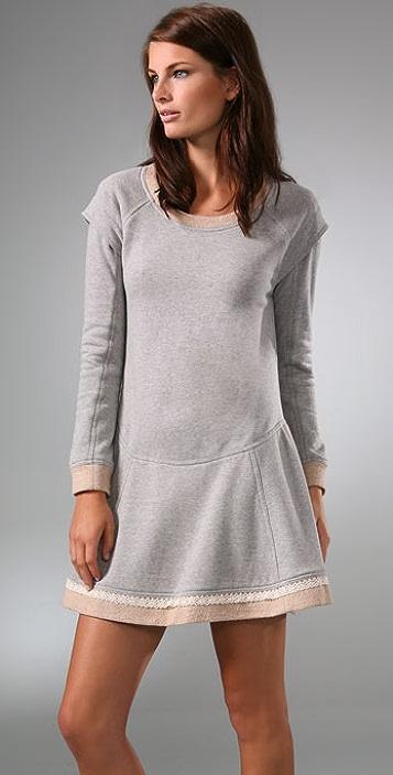 Thakoon Sweatshirt Dress