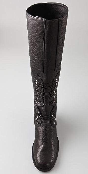 Thakoon Giuseppe Zanotti for Thakoon Tall Combat Boots