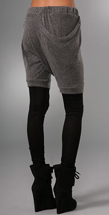 Thakoon Twisted Layered Leggings