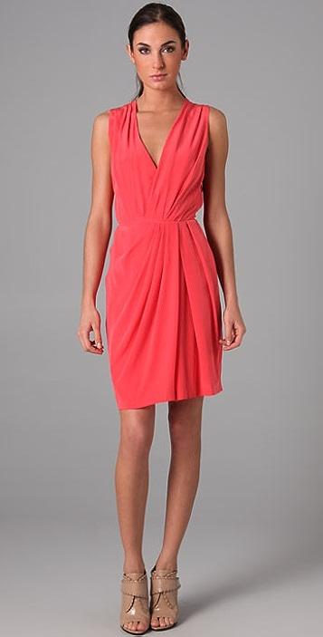 Thakoon Plunge Front Dress