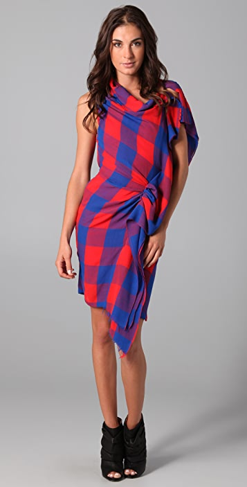 Thakoon Asymmetrical Dress