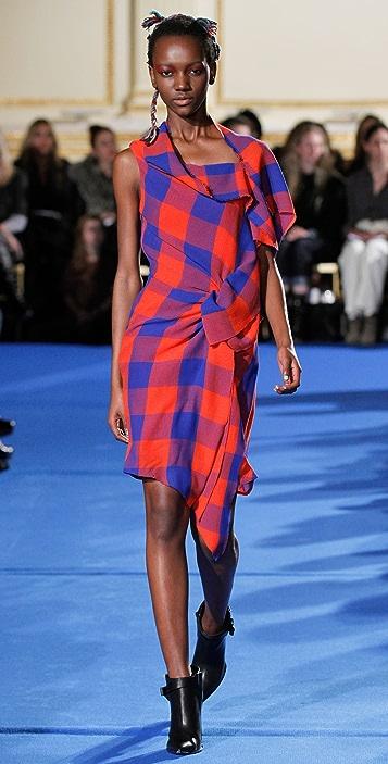 Thakoon Asymmetrical Dress
