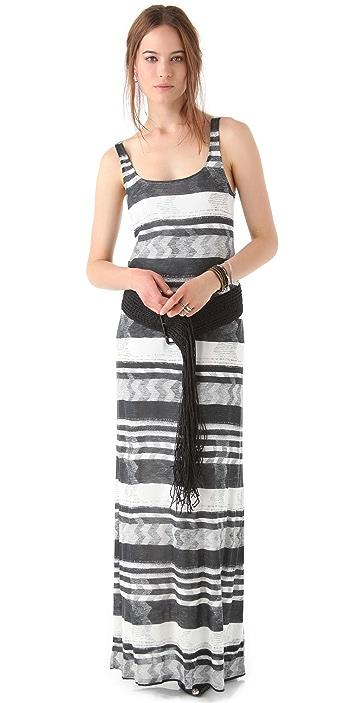 Thakoon Striped Tank Dress