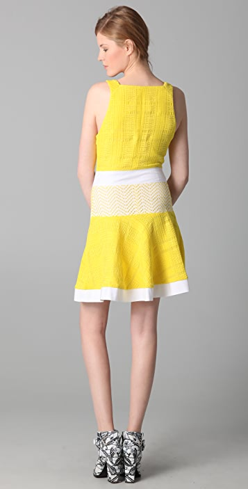 Thakoon Panel Tank Dress
