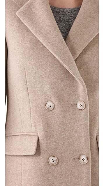 Thakoon Seamed Back Coat