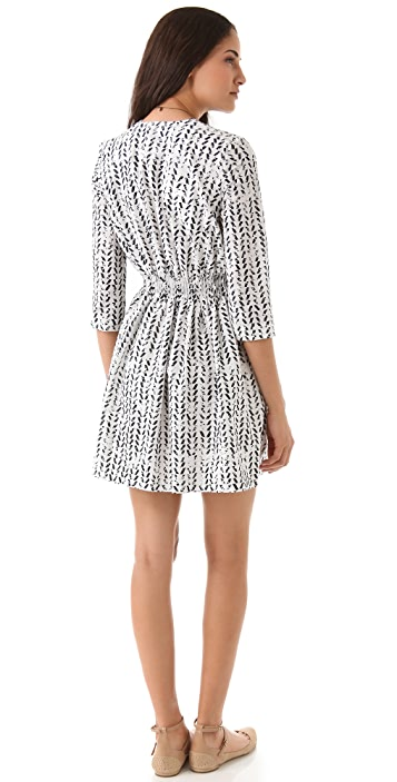 Thakoon Cinched Waist Dress