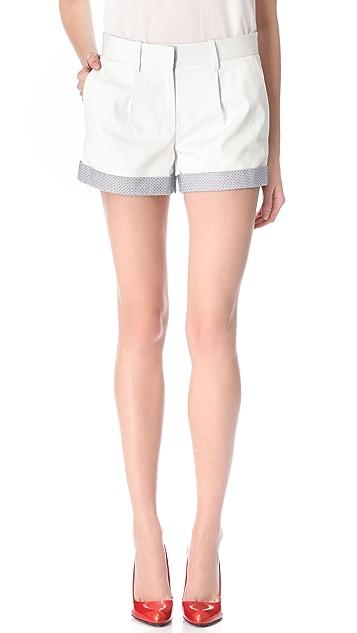 Thakoon Cuffed Shorts