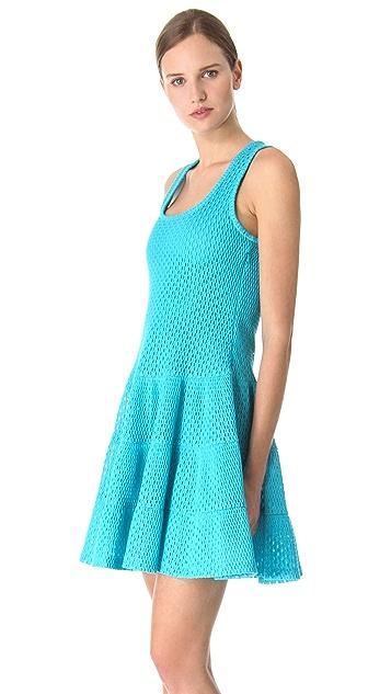 Thakoon Mesh A Line Dress