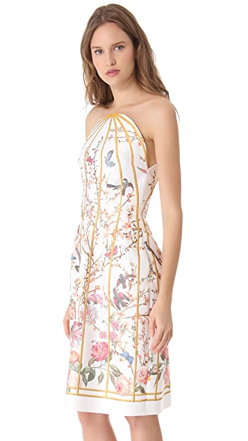 Thakoon Strapless Dress