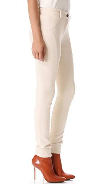 Thakoon Seamed Slim Pants