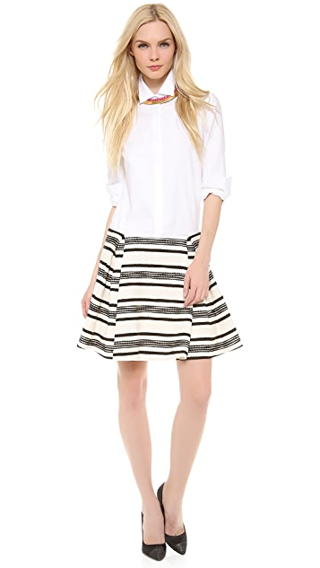 Thakoon Pleated Skirt
