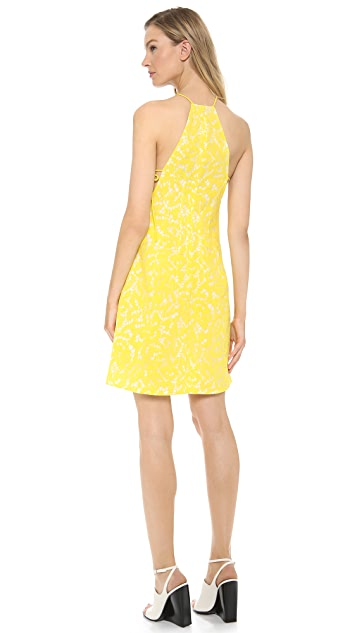 Thakoon Open Side Dress
