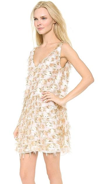 Thakoon Sleeveless Trapeze Dress