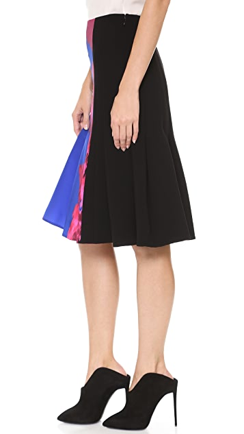 Thakoon Flared Hem Skirt