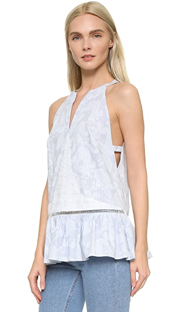 Thakoon Open Side Tank