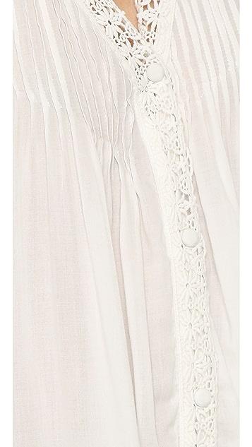 TIARE HAWAII Belle Mare Kimono