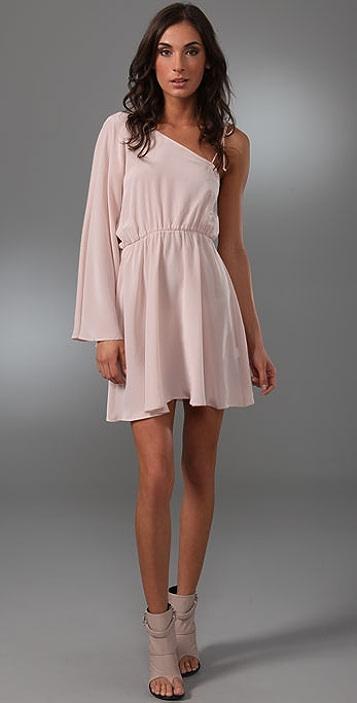 Thayer One Sleeve Dress