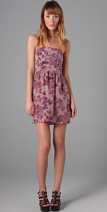 Thayer Dream Strapless Dress
