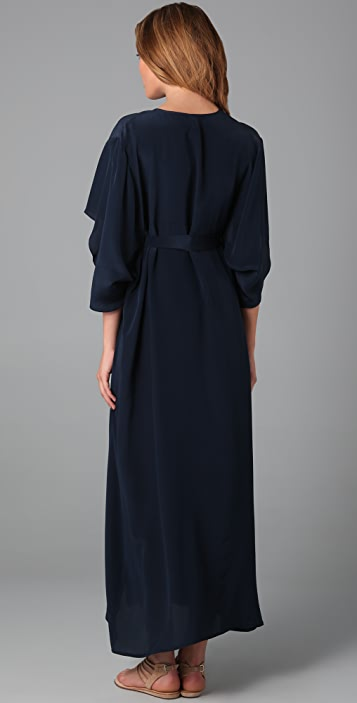 Thayer Jak Long Dress