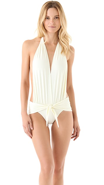 Thayer Halter One Piece