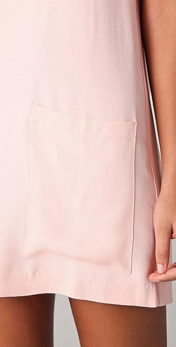 Thayer Deep Pockets Dress