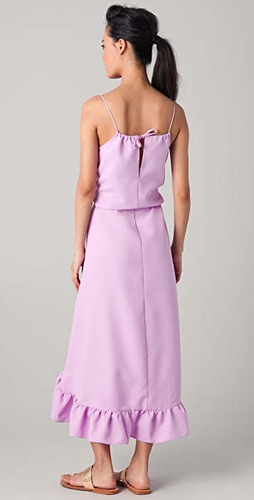 Thayer Wild One Maxi Dress