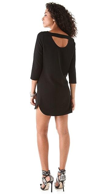 Thayer Dip Back Dress