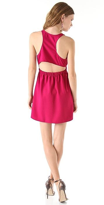 Thayer Slit Back Dress