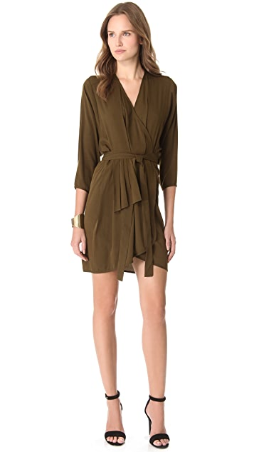 Thayer Wrap Dress