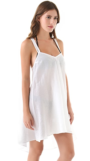 Thayer Multi Strap Cover Up Dress