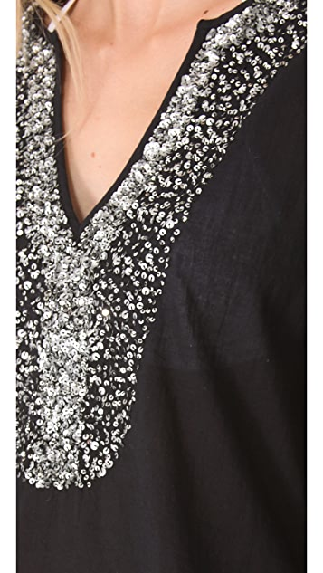 Thayer Star Tunic Cover Up