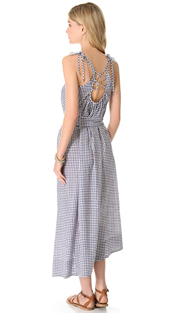 Thayer Breeze Cover Up Maxi Dress