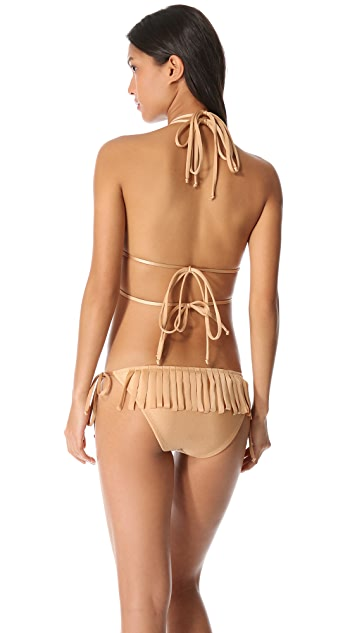 Thayer Bondage Triangle Bikini Top