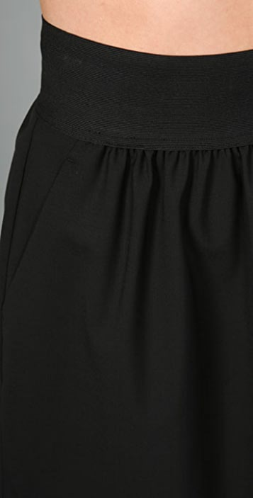 Theory Larryn Skirt