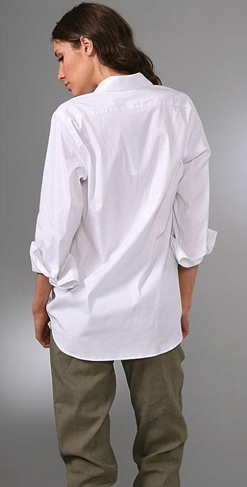 Theory Macina Collared Shirt