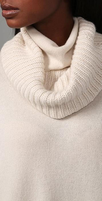 Theory Dacia Turtleneck Sweater