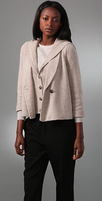 Theory Cassy Sweater Jacket