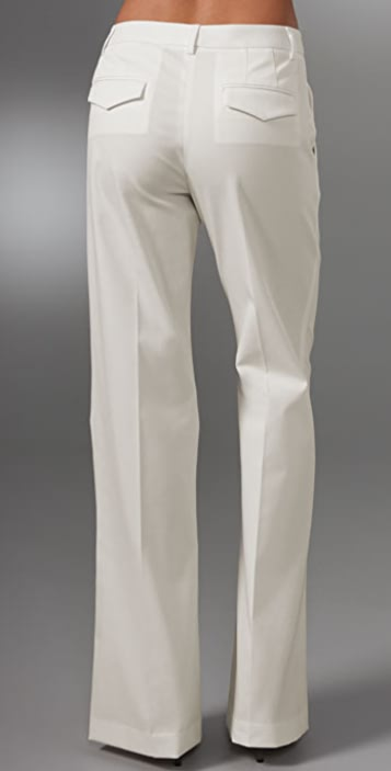 Theory Alleen Wide Leg Pants